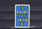 Dos D´une Carte à Jouer De La Biere Reuze Bier - Cartes à Jouer