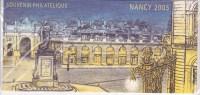 France Bloc Souvenir N° 14 Nancy, Blocs Sous Blister Xx - Bloques Souvenir