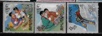 Bhutan 1967 Boy Scouts Mint Hinged - Bhoutan