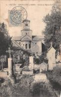 ¤¤  -   11   -    CHATILLON-sur-SEINE   -  Abside De L'Eglise Saint-Vorles   -  Cimetière   -  ¤¤ - Chatillon Sur Seine