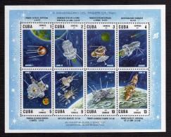 1967 - Cuba - H Ex Sc 1289a - MNH - Cuba