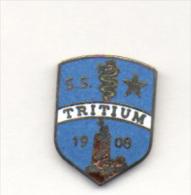S.S. Tritium Trezzo Sull´Adda Milano Calcio Distintivi FootBall Soccer Pin Spilla Pins - Football
