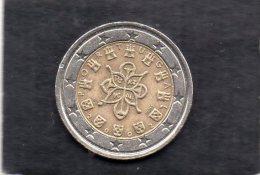 PIECE DE 2 EURO PORTUGAL 2002 - TYPE A - Portugal