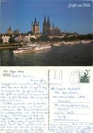 Koln, Germany Postcard Posted 1992 Stamp - Koeln