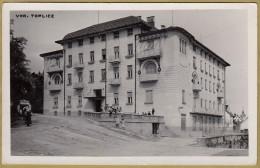 VARAZDINSKE TOPLICE  ( Croatia  ) * Travelled 1936. * Edit. Jakob Strauss , Varazdinske Toplice - Croatia