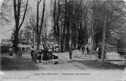 ¤¤   -    IS-sur-TILLE    -   Promenade Des Capucins   -   ¤¤ - Is Sur Tille