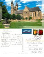 Kloster Unserer Lieben Frau, Magdeburg, Germany Postcard Posted 2009 Stamp - Maagdenburg