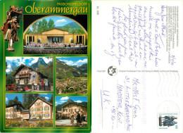 Passionsspiele, Oberammergau, Germany Postcard Posted 2000 Stamp - Oberammergau