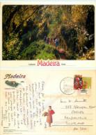 Caldeirao Verde, Madeira, Portugal Postcard Posted 2007 Stamp - Madeira