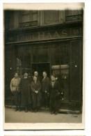 Carte photo � identifier : magasin Louis  HAAS  voir si Nancy    VOIR DESCRIPTIF  ���