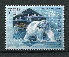 (cl 6 - P.32) Hongrie ** N° 4314 (ref. Michel Au Dos) - Ours  Polaire - Unused Stamps