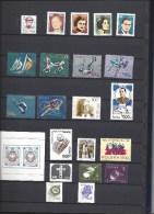 Joli Lot De 44 Timbres + 1 Bloc - POLOGNE Tous De 1990 (Polska) - Neuf  - Voir Scan - Unused Stamps