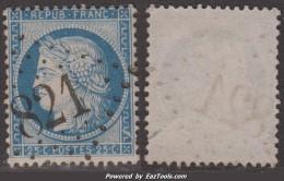 GC 821 (Cetton, Orne (59)), Cote 30€ - Storia Postale (Francobolli Sciolti)