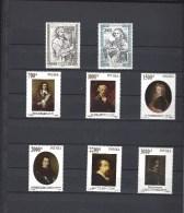 Joli Lot De 8 Timbres - POLOGNE Tous De 1992 (Polska) - Neuf  - Voir Scan - Unused Stamps