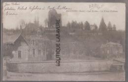 27 - BRIONNE--Les Ecoles -Le Vieux Chateau - Francia