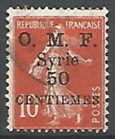 SYRIE  N� 58 OBL