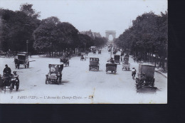 PARIS CHAMPS ELYSEES 1903 - District 19