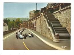 CPSM Course Automobile  64 - PAU Circuit Le Jour Du Grand Prix :voitures - Pau