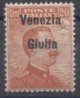 Italy Venezia Giulia 1918 Mi#23 Mint Hinged - Venezia Giulia