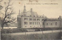 """1919  Bormenville  environs de Ciney  """" Le Ch�teau """""""
