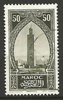 MAROC N� 113 OBL