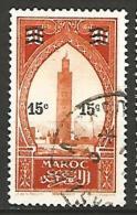 MAROC N� 124 OBL