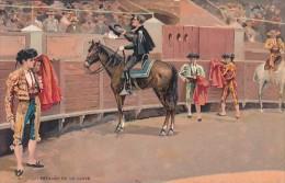 Corrida Bull Fight Peticion De La Llave
