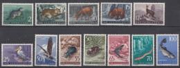 Yugoslavia Republic 1954 Animals Mi#738-749 Mint Never Hinged - 1945-1992 Socialistische Federale Republiek Joegoslavië
