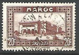 MAROC N� 134 OBL