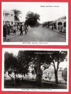 Moyen Congo. Lot De 5 Cartes. Brazzaville, Mindouli, Pointe Noire Et Mgr Augouard. Voir Scans - Congo Francés - Otros