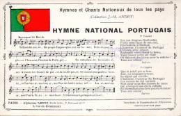 HYMNE NATIONAL PORTUGAIS - - Ohne Zuordnung