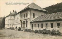 Dép 25 - Thermalisme - Environs De Baume Les Dames - Guillon Les Bains - Les Thermes - Bon état Général - Altri Comuni