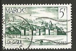MAROC N� 257A OBL