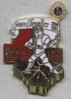 Pin´s Lions Club Gouverneur Centre-sud 103 Jean Chevalier - Altri