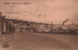CPA GENOVA - 1914 - TERRAZZO DI MARMO - Genova (Genoa)