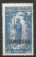 CAMEROUN  N� 96  OBL