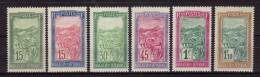 Madagascar N° 156 à 161 Neufs */** - Madagascar (1889-1960)
