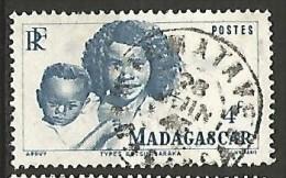 MADAGASCAR  N�  312  OBL