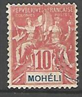 MOHELI  N�  5 OBL