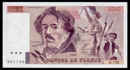 France 100 Francs 1989 UNC - 1962-1997 ''Francs''