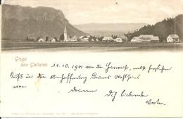 1901 - Galizien In Karnten, 2 Scan - Völkermarkt