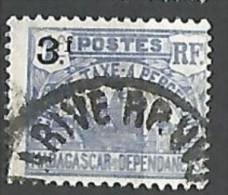 MADAGASCAR TAXE N�  19 OBL