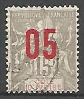 COTE D'IVOIRE N�  36 OBL