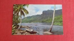 Paysage A Paopao Moorea--    Ref 1935 - Tahiti