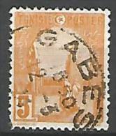 TUNISIE N�  70 OBL GABES