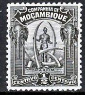 !■■■■■ds■■ Company 1918 AF#118* Locais Motifs 1/2 Cent 12,5 (x2046) - Mozambique