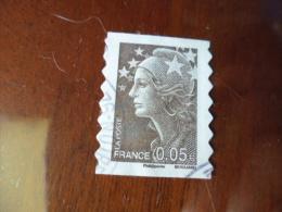 FRANCE TIMBRE OBLITERE   YVERT N°209 - France
