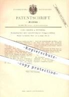 Original Patent - Carl Hörber In Nürnberg , 1883 , Federhalter Mit Verstellbarer Fingerstütze , Feder , Füllhalter - Schreibgerät