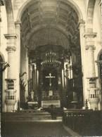 Photograph (23.5x18 Cm) Portugal - Santarém - Abrantes - Igreja Matriz - Lieux