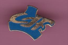 46519- Pin's.CDF. - Trademarks
